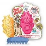 KONG-ZoomGroom-Dog-Grooming-Brush-Boysenberry-0