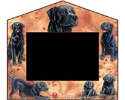 Labrador Retriever Picture Frames